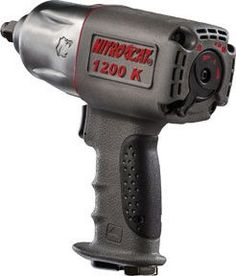 "Air Cat 1/2 1200K NitroCat 1/2"" Kevlar® Composite Impact Wrench"