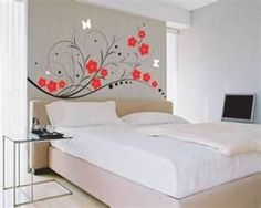 wall paintings for bedrooms - Bing Images