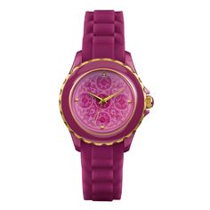 Qing Rose Scrolls Watch