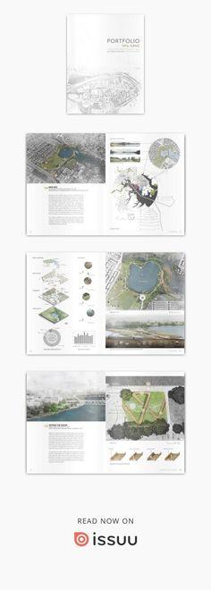 Yifu Kang Landscape Architecture Portfolio Cornell MLA 2018  2018 MLA   Cornell University; 2016 BLA   University of Oregon  #landscapingarchitecture
