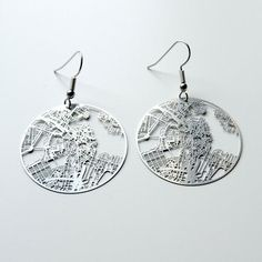 Earrings Boston now featured on Fab. Too bad it's sold out! Love these.
