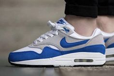 The Nike Air Max 1 Anniversary OG Sport Royal will be making a return next  year under the new name, the Nike Air Max 1 Anniversary.
