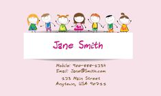 House Cleaning Services Business Card Template  House