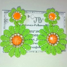 Verde manzana Lace Jewelry, Crochet Earrings, Diy, Handmade, Outfits, Accessories, Beautiful, Pearl Necklaces, Diy Jewelry