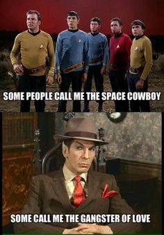 Lol star trek spock