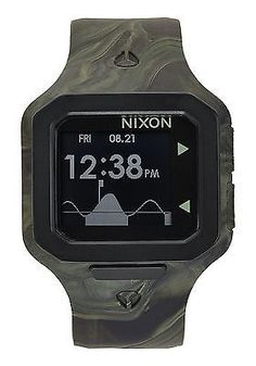 Nixon #supertide surf #watch mens #unisex time piece wrist jewelry new, View more on the LINK: http://www.zeppy.io/product/gb/2/282180933108/