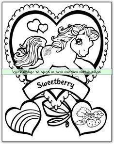 My Little Pony Coloring Pages 9 My Little Pony Kids Printables
