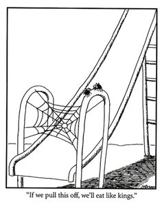 The Far Side. Still one of the best comic strips ever
