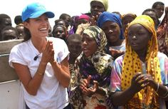 If You Thought Angelina Jolie's Charity Work Was a Vanity Project, These Aid Worker Accounts Will Change Your Mind | moviepilot.com