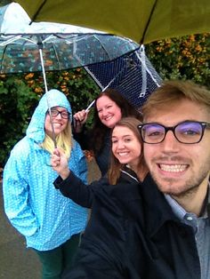 The Sports Team walked a mile every lunchtime during #BigHour week - come rain or some shine!