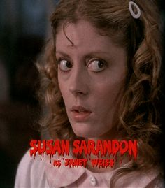 Born: As Susan Abigail Tomalin on October 1946 in New York City. Academy Award winning actress Susan Sarandon was cast for the part of Janet Weiss in The Rocky Horror Picture Show as Rocky Horror Show, The Rocky Horror Picture Show, Rocky Pictures, The Frankenstein, Susan Sarandon, Fright Night, Tv Show Quotes, Best Rock, Show Photos