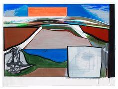 Thomas Scheibitz, german artist, GP158, 2010Parra & Romero Gallery Madrid.Contemporary-Art-Blog