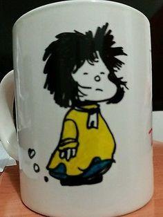 Taza Frases de Mafalda
