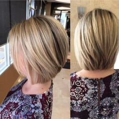 Short Bob Hairstyles For Women 2018