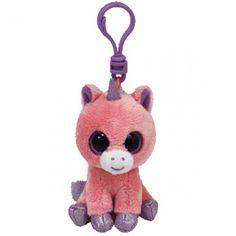 Ty Beanie Boos - Magic-Clip the Unicorn