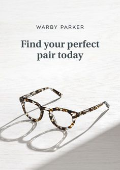 Feast your eyes on the newest of the new: our just-released eyeglasses. Find your perfect pair today!