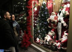 christmas traditions in iran | the Iranian Christians celebrate the occassion by decorating Christmas ...