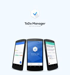 To Do List Manager on Behance