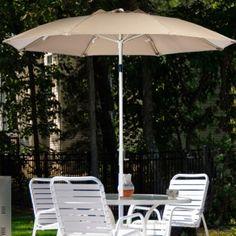 7.5 Ft Hampton Heavy Duty Crank Umbrella With Vent. Only $279.00 FREE  Shipping. #. Patio UmbrellasHtml