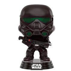 FIGURA POP STAR WARS ROGUE ONE: DEATH TROOPER … Excelente producto y bajo licencia, Cabezón POP! Vinyl´, tamaño aprox. 9 cm de la nueva película de Star Wars Rogue Uno Fabricante: FUNKO