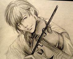 Lys the Violinist by sakura-streetfighter on DeviantArt
