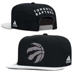 d99e23e00de adidas Toronto Raptors Black Official NBA Draft Snapback Adjustable Hat   raptors  wethenorth  toronto