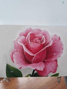 Flowers roses paint decoupage ideas for Blumen Rosen malen Decoupage Ideen für 2019 Flowers roses paint decoupage ideas for paint - Flower Crown Drawing, Flower Art, Easy Canvas Painting, Fabric Painting, Watercolor Flowers, Watercolor Paintings, Painting Flowers, Rose Paintings, Roses Painting Acrylic