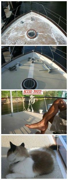 Boat Deck Coating &