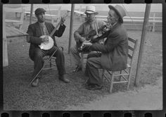 Pictures of Musicians from Depression Era - Discussion Forums - Banjo Hangout