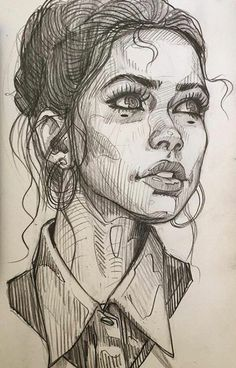 Art Design Illustration Bleistift Portraitzeichnung … - Indispensable address of art Art design illustration pencil portrait drawin Pencil Portrait Drawing, Portrait Sketches, Art Drawings Sketches, Portrait Art, Drawing Portraits, Pencil Drawings, Pencil Art, Sketches Of Faces, Sketch Art