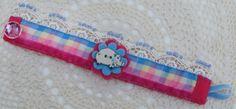 Spring Pig Bracelet