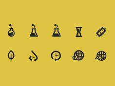USHIELD: Icons by Ben Suarez