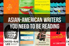 Celebrate Asian-Pacific American Heritage Month by reading these 32 incredibly talented writers. via @Buzzfeed