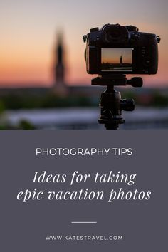 Tips for taking epic vacation photos. Click here for some smart ideas for taking the best photos on vacation. #katestravel Cool Pictures, Cool Photos, Photography Rules, Vacation Scrapbook, Cheap Tickets, Beautiful Places In The World, Inspire Others, Travel Goals, European Travel