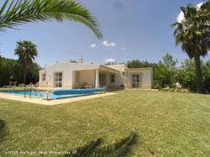Excellent 3 bedroom villa with heated pool in Guia, Albufeira, Algarve, Portugal
