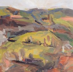 Scarlett - view from the studio. Oil on board, one of five paintings. AS Exam. AS Fine Art, Truro College. Truro College, Fine Art, Studio, Paintings, Oil, Board, Paint, Painting Art, Studios