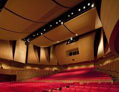 Keith C. & Elaine Johnson Wold Performing Arts Center, Lynn University (Boca Raton, Florida)