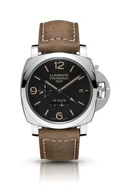 OFFICINE PANERAI - LUMINOR 1950 10 DAYS GMT AUTOMATIC ACCIAIO PAM00533