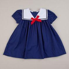 Toddler Sailor Dress - Bebe Mignon Dresses & Sets - Events