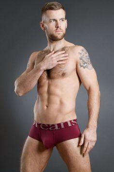 Designer men's hipster underwear from Doreanse with high waistband