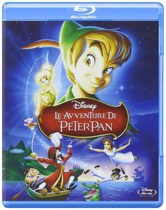 Le Avventure Di Peter Pan: Amazon.it: Clyde Geronimi, Wilfred Jackson, Hamilton Luske: Film e TV