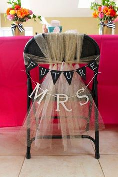 Bride to be party !