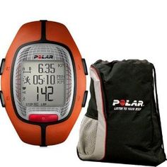 Polar RS-300XOG Heart Rate Monitor - Orange with FREE Polar Cinch Bag (Baby Product) http://www.amazon.com/dp/B002VK5M6Y/?tag=wwwmoynulinfo-20 B002VK5M6Y