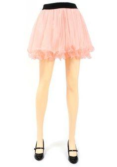 ililily Mini Tulle Skirt Tutu Ballet Multi-layered Ruffle Frilly Bridal Mesh Petticoat Skirt (skirt-003-4) ililily,http://www.amazon.com/dp/B00BXF0UQA/ref=cm_sw_r_pi_dp_XUaHrb1AQW3W4NCF