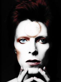 "Sonntag, 10 Januar - ""I don't know where I'm going from here, but I promise it won't be boring."" ~Bowie"