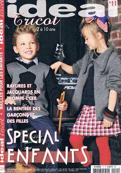Photo: Crochet Book Cover, Crochet Books, Knit Crochet, Knitting Magazine, Crochet Magazine, Knitting For Kids, Baby Knitting, Crochet Fashion, Catalog