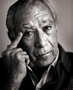 "Anthony Quinn, the father of 13 Kids - ""I lost my father was I 10 years old, and I always looked for a father. I missed my father very much."""