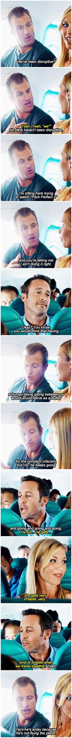 I'm Steve, by the way. And the bundle of joy to your right is Danny. # MCDANNO #…