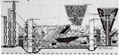 domenico gnoli drawings - Google Search