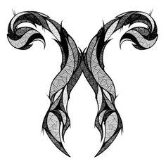 #Escorpião Signos do Zodíaco por Andreas Preis